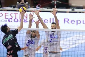16/02/2020 Top Volley Cisterna vs Kioene Padova