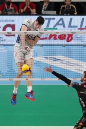 22/02/2020 Del Monte Coppa Italia 1a Semifinale Civitanova - Trento
