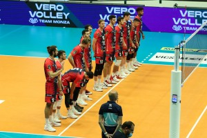 13/09/2020 OTTAVI COPPA ITALIA: Vero Volley Monza - Tonno Callipo Calabria Vibo Valentia