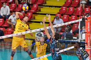 13/09/2020 Sir Safety Conad Perugia vs Leo Shoes Modena