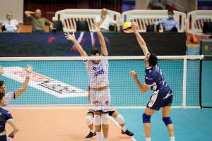20/09/2020 Top Volley Cisterna vs Consar Ravenna