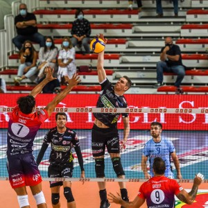20/09/2020 Kioene Padova vs Gas Sales Bluenergy Piacenza