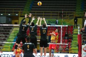 23/09/2020 NBV Verona vs Tonno Callipo Calabria Vibo Valentia