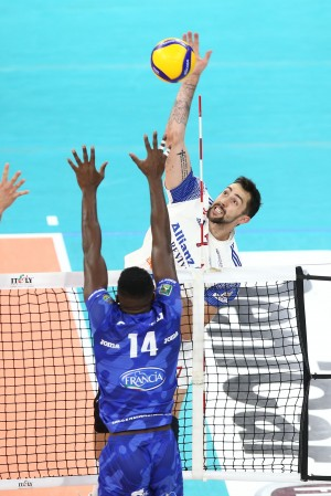 27/09/2020 Allianz Milano vs Top Volley Cisterna