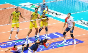 27/09/2020 Leo Shoes Modena vs Vero Volley Monza