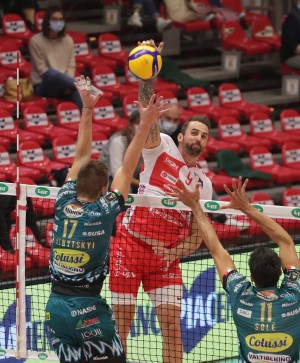 04/10/2020 Gas Sales Bluenergy Piacenza vs Sir Safety Conad Perugia