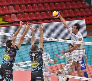 07/10/2020 Sir Safety Conad Perugia vs Kioene Padova