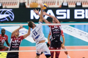07/10/2020 Top Volley Cisterna vs Gas Sales Bluenergy Piacenza