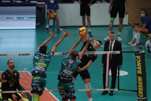 11/10/2020 NBV Verona vs Sir Safety Conad Perugia
