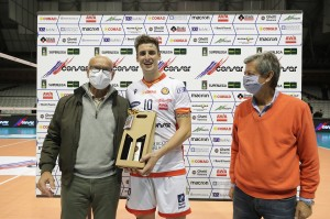 11/10/2020 Consar Ravenna vs Top Volley Cisterna