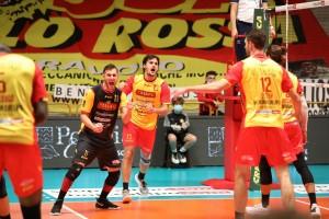 14/10/2020 Tonno Callipo Calabria Vibo Valentia vs NBV Verona