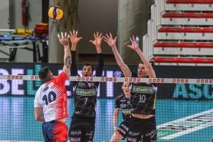14/10/2020 Kioene Padova vs Vero Volley Monza