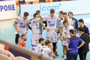 18/10/2020 Top Volley Cisterna vs Vero Volley Monza