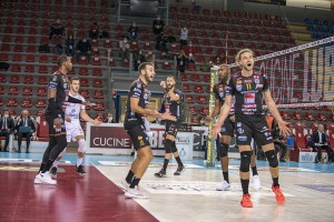 25/10/2020 Cucine Lube Civitanova vs Allianz Milano