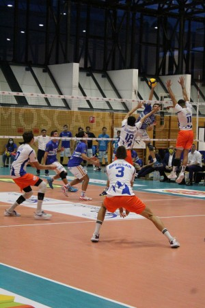 24/10/2020 Mosca Bruno Bolzano vs Volley Team San Donà di Piave