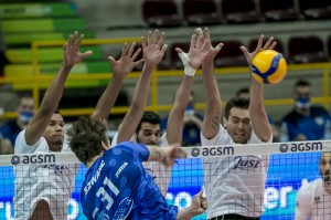 25/10/2020 NBV Verona vs Top Volley Cisterna