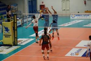 08/11/2020 Aurispa Libellula Lecce vs SMI Roma