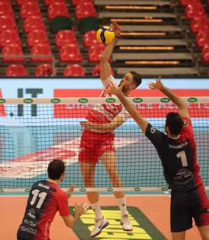 14/11/2020 Gas Sales Bluenergy Piacenza vs Vero Volley Monza