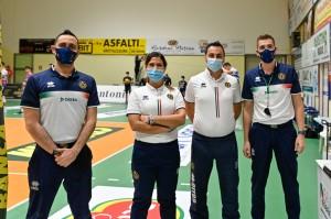15/11/2020 Videx Grottazzolina vs Aurispa Libellula Lecce