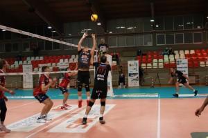 18/11/2020 Sol Lucernari Montecchio Maggiore vs Tinet Prata di Pordenone
