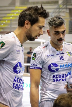 25/11/2020 Top Volley Cisterna vs Leo Shoes Modena