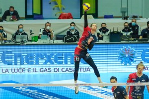 29/11/2020 Vero Volley Monza vs Leo Shoes Modena