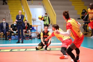 29/11/2020 Tonno Callipo Calabria Vibo Valentia vs Sir Safety Conad Perugia