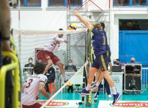 29/11/2020 Efficienza Energia Galatina vs SMI Roma