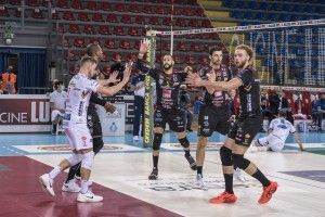 02/12/2020 Cucine Lube Civitanova vs Top Volley Cisterna