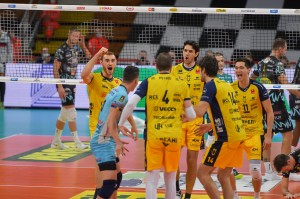 03/12/2020 Sir Safety Conad Perugia vs Leo Shoes Modena
