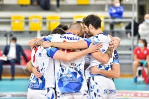 20/12/2020 Sieco Service Ortona vs Kemas Lamipel Santa Croce