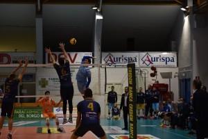 27/12/2020 Aurispa Libellula Lecce vs Efficienza Energia Galatina