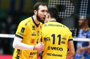 27/12/2020 Leo Shoes Modena vs Itas Trentino