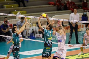 27/12/2020 Top Volley Cisterna vs Sir Safety Conad Perugia