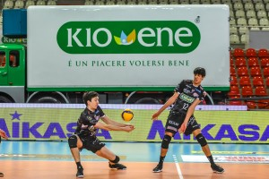 02/01/2021 Kioene Padova vs Cucine Lube Civitanova