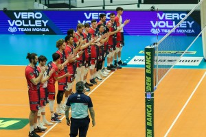03/01/2021 Vero Volley Monza vs Top Volley Cisterna