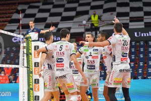 03/01/2021 Sir Safety Conad Perugia vs Itas Trentino