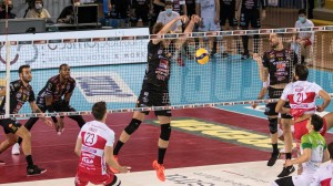 05/01/2021 Cucine Lube Civitanova vs Gas Sales Bluenergy Piacenza