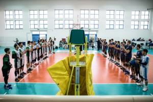 10/01/2021 Efficienza Energia Galatina vs Pallavolo Franco Tigano Palmi