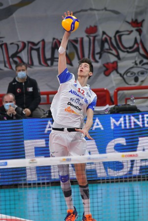 17/01/2021 Sir Safety Conad Perugia vs Allianz Milano