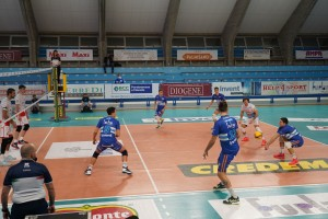 20/01/2021 Volley Team San Donà di Piave vs Med Store Macerata