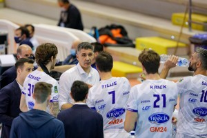 24/01/2021 Top Volley Cisterna vs Cucine Lube Civitanova