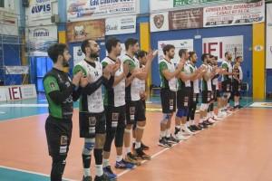 24/01/2021 Gestioni e Soluzioni Sabaudia vs Pallavolo Franco Tigano Palmi