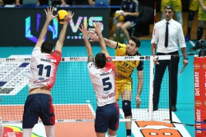 27/01/2021 Leo Shoes Modena vs Vero Volley Monza