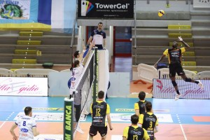 02/02/2021 Top Volley Cisterna vs Tonno Callipo Calabria Vibo Valentia