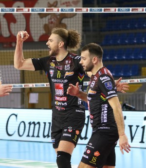 03/02/2021 Cucine Lube Civitanova vs Sir Safety Conad Perugia