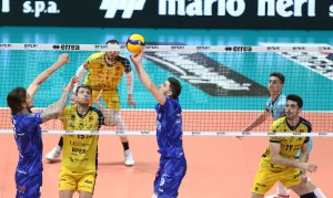 06/02/2021 Leo Shoes Modena vs Top Volley Cisterna