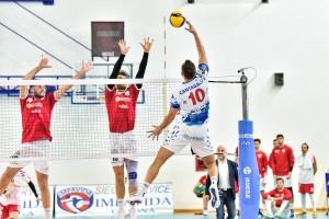 10/02/2021 Sieco Service Ortona vs Conad Reggio Emilia