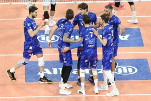 31/03/2021 Allianz Milano vs Top Volley Cisterna