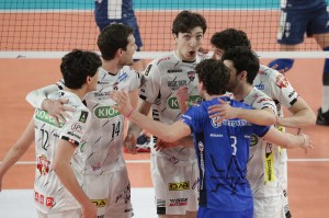 31/03/2021 Consar Ravenna vs Kioene Padova